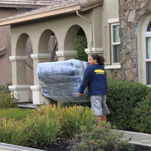 Your furniture is in the right hands with professional Folsom movers