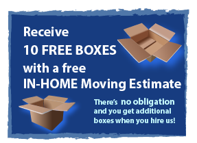 Moving Boxes with Moving Quote