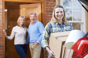 Moving out of your parents' house for the first time can be exciting and daunting.
