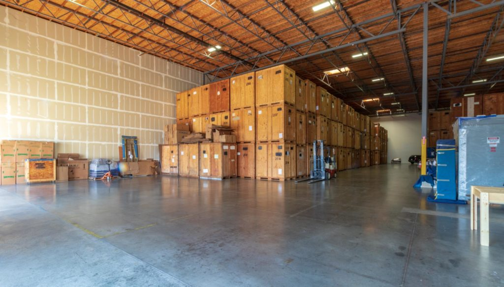 storage in roseville