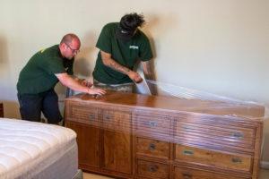 safe movers pack furniture